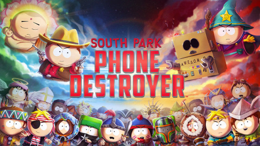 South Park: Phone Destroyer Is Coming Soon on AllAppsWorld Top Blog