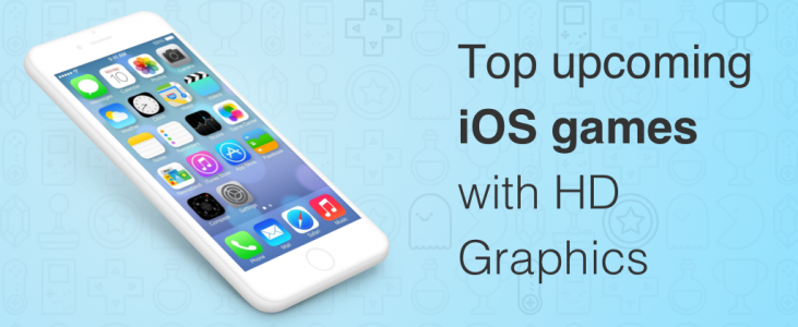 Top 10 iOS Games With HD Graphics on AllAppsWorld Top Blog
