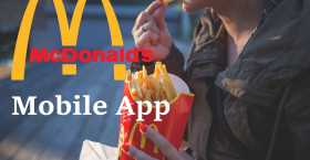 There's a McDonald's App for Lovin' It on AllApps World