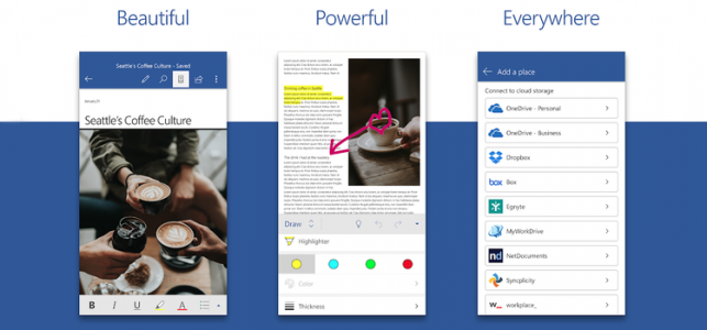 MS Word App For Android Hits 1 Billion Mark on AllAppsWorld Top Blog