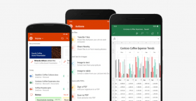 Microsoft Office Organizes Its Tools on Android on AllApps World