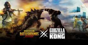 Godzilla vs. Kong in the New PUBG Mobile Update on AllApps World
