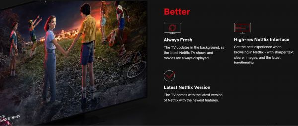 why Netflix is a good choice