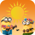 Download Minions Weather Widget App
