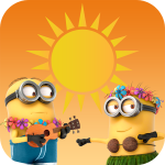 Download Minions Weather Widget App for Free