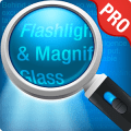 Download Magnifying Glass + Flashlight App