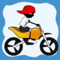 Download Doodle Moto HD-Free Racing Games for All Girls Boys on iPad iPhone App