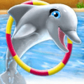 Download My Dolphin Show - sea animal game for girls and boys and kids App