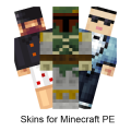 Download Skins for Minecraft PE App for Free